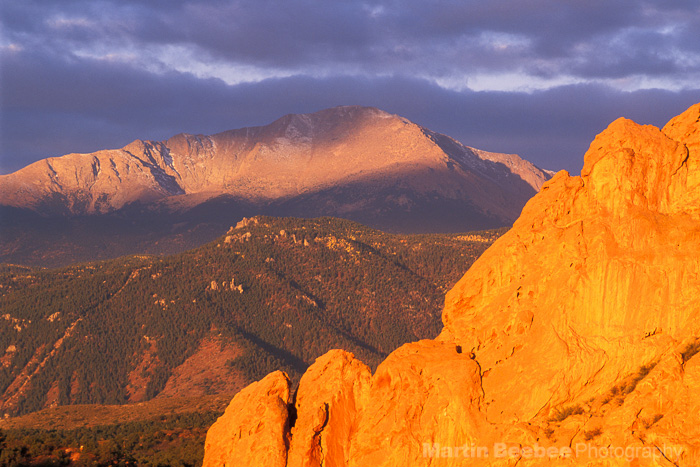 Pike's Peak, Colorado